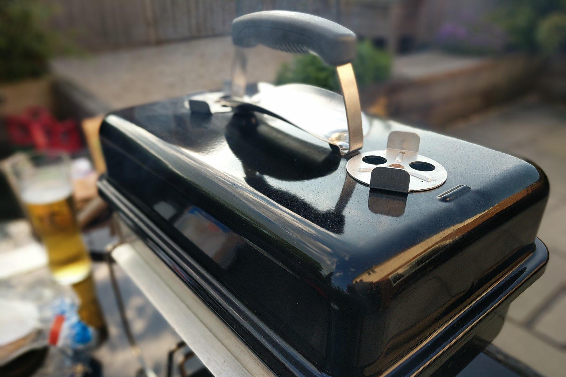 Weber Go Anywhere Portable BBQ