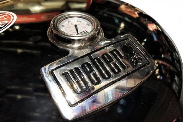 Weber BBQ Lid