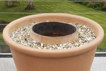Flower Pot Tandoor Oven
