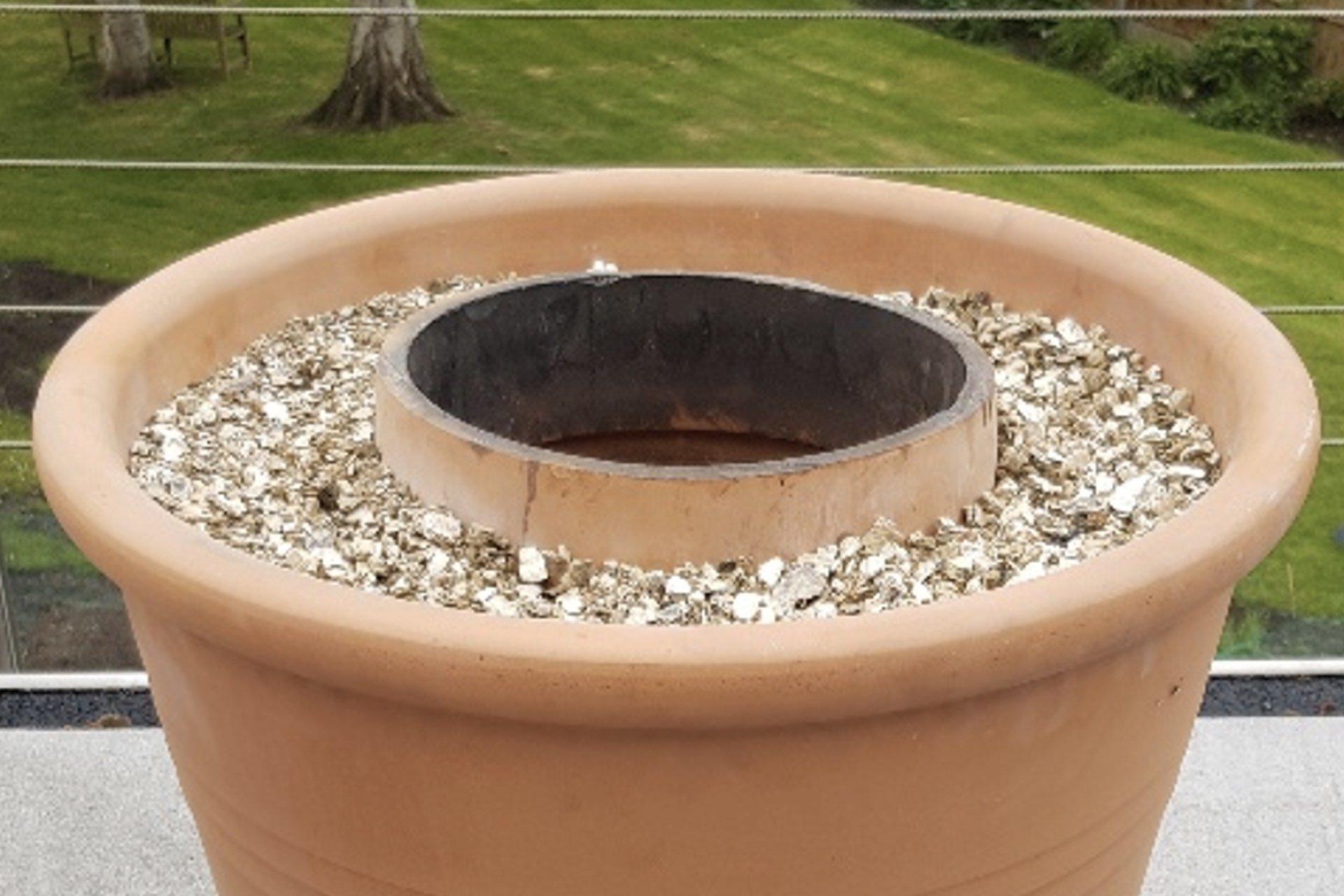 Flower Pot Tandoor Oven