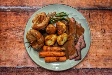 Sunday Roast Including a Beef Fore Rib